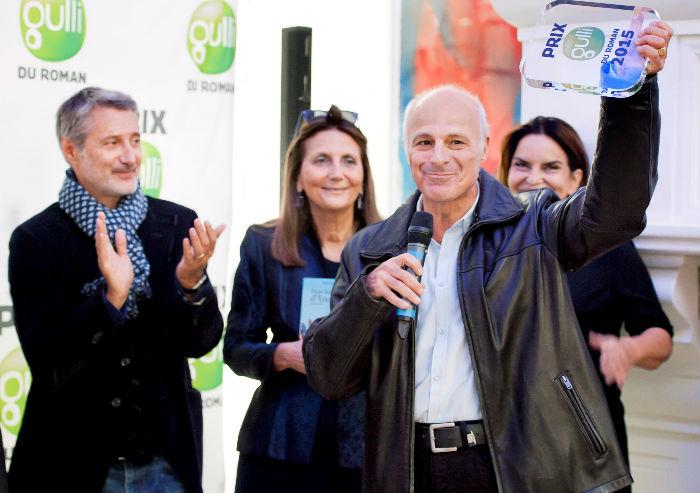 Roland Godel Prix Gulli Antoine de Caunes